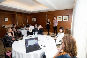 BASE (British Association for Screen Entertainment) Annual Awards Judging, The Langham, London - 18/04/0218   Andrew Fosker / Pinpep